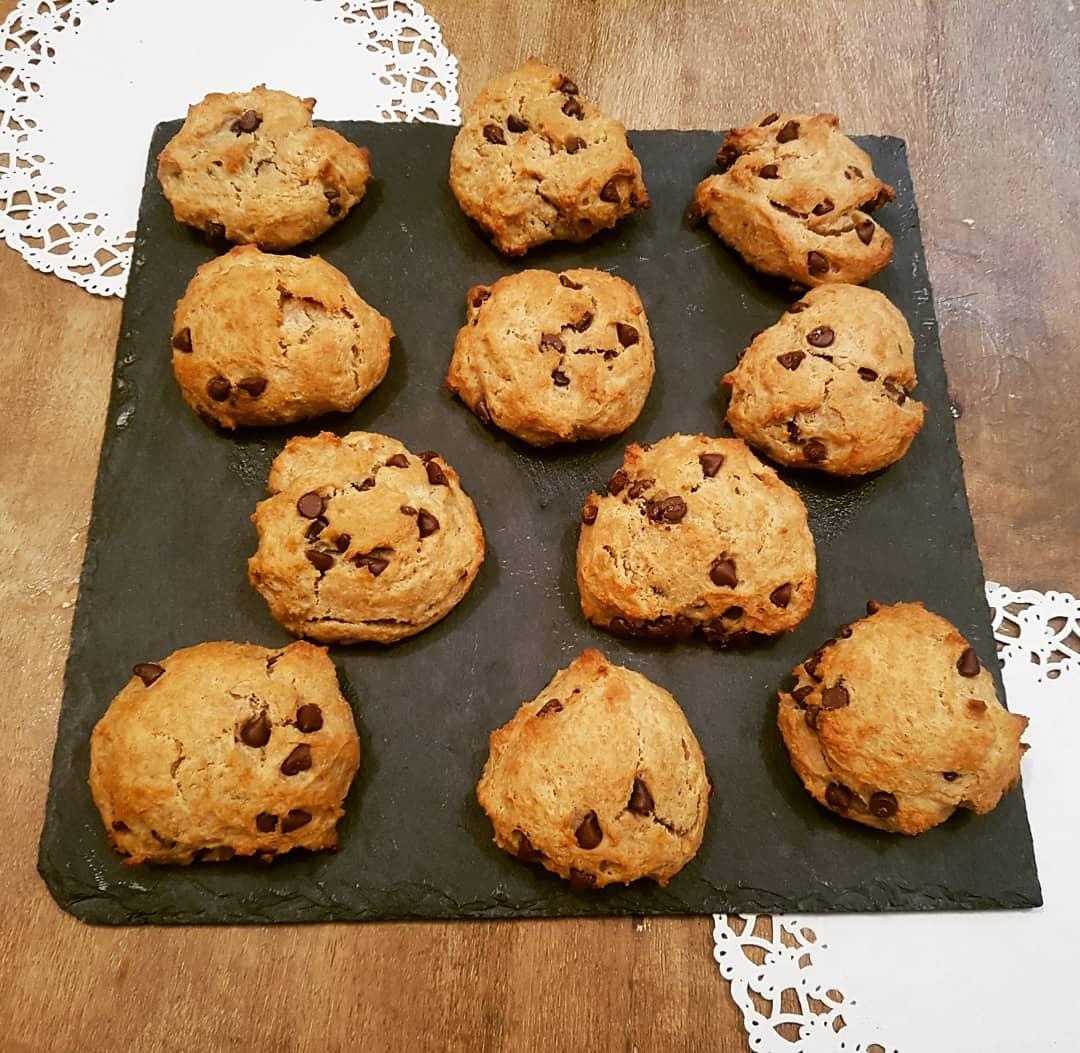 Des cookies/Brioche sans beurre