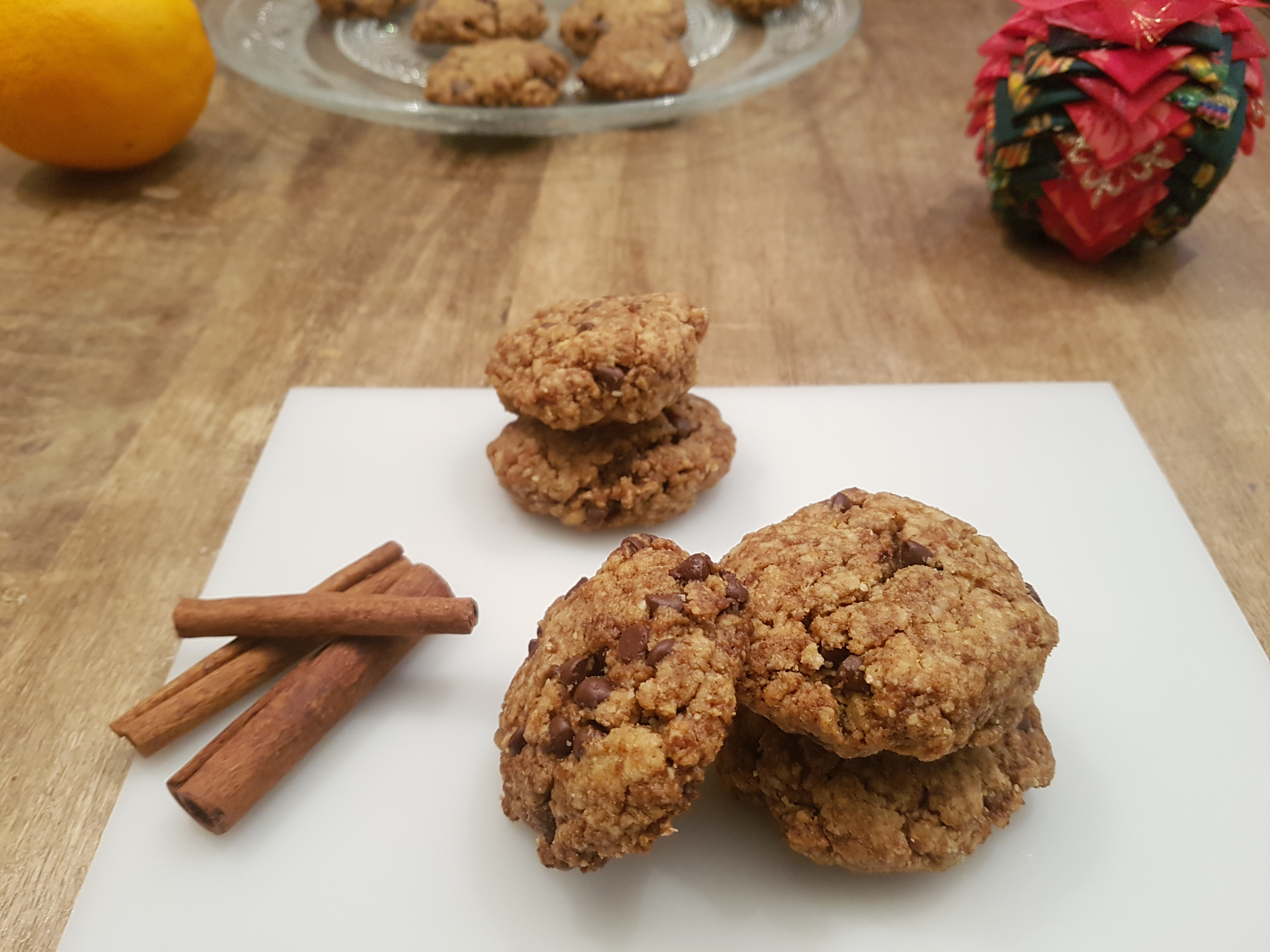 Cookie sans beurre