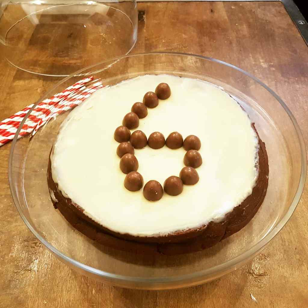 Gâteau chocolat et mascarpone