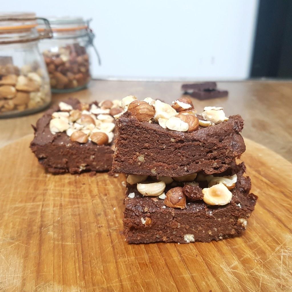Gâteau chocolat sans matière grasse