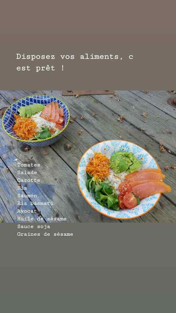 Poke Bowl Healthy