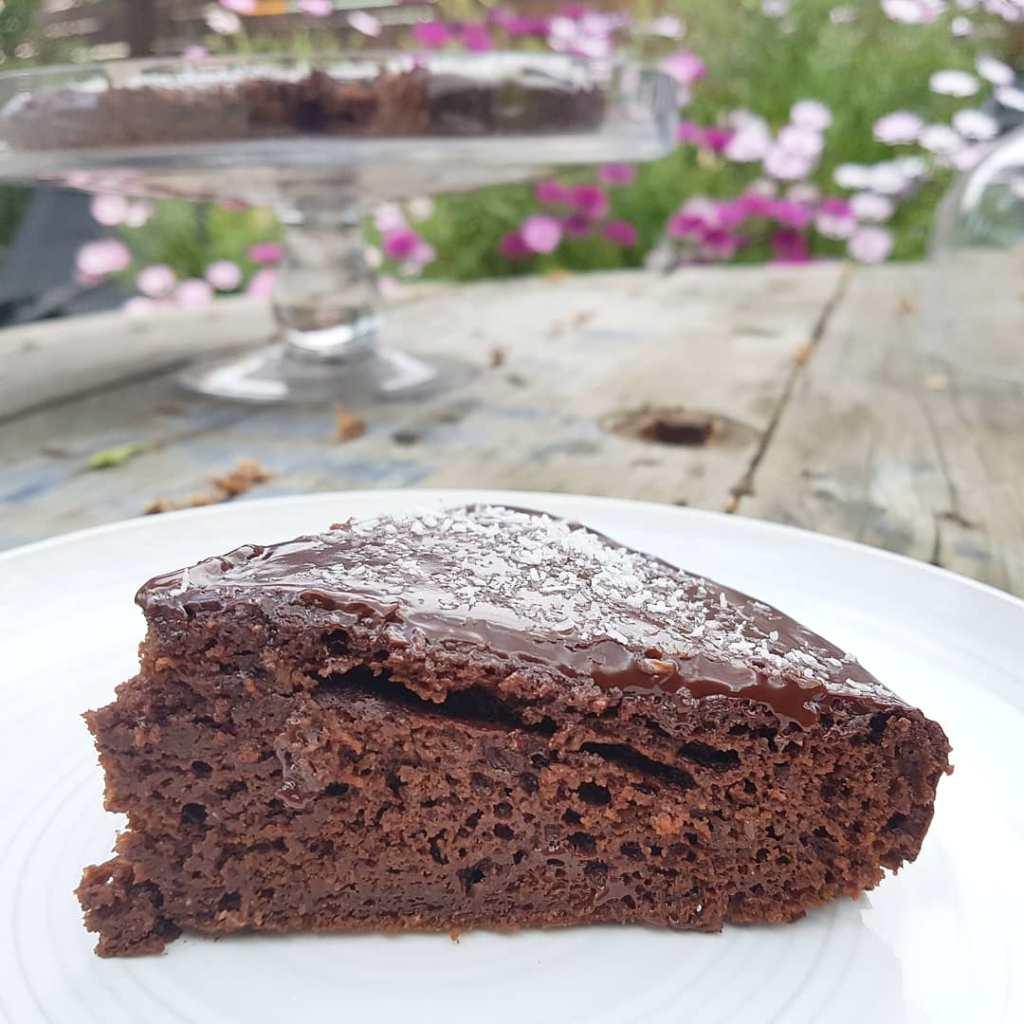 Gateau chocolat sans sucre et sans matière grasse