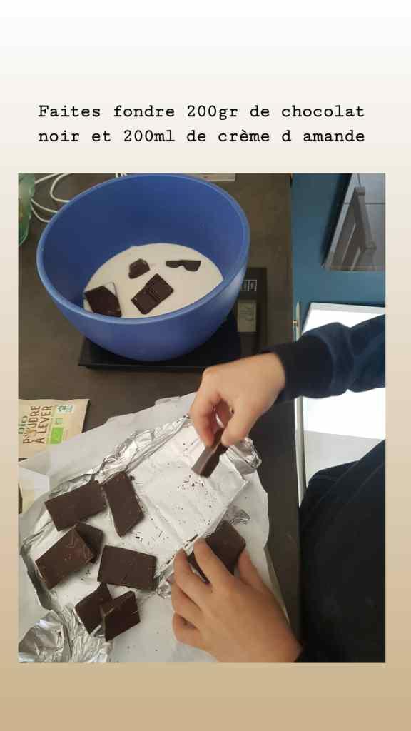 Gateau au chocolat healthy