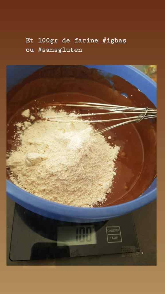 Moelleux au chocolat sans lactose