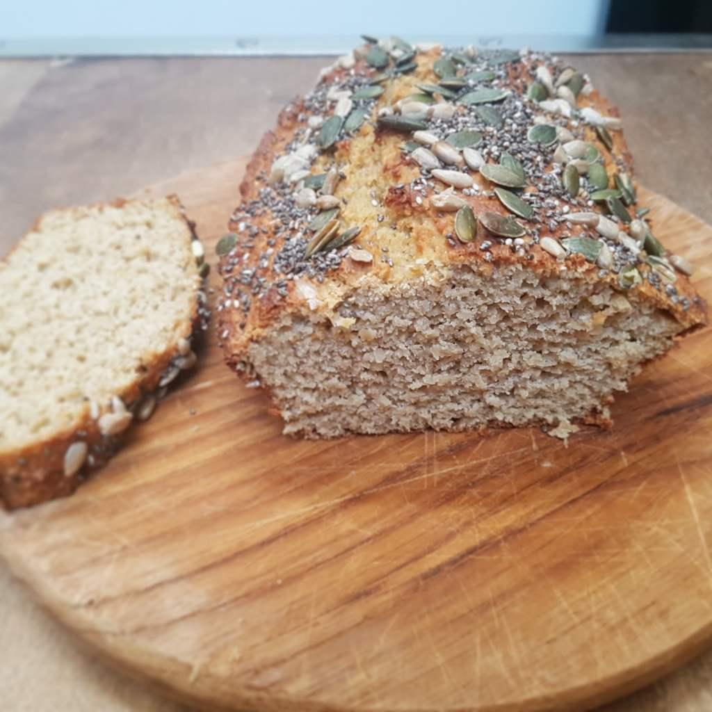 Breadcake sans matière grasse
