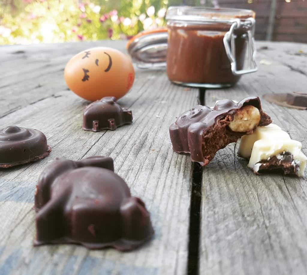 Faire des chocolats maison