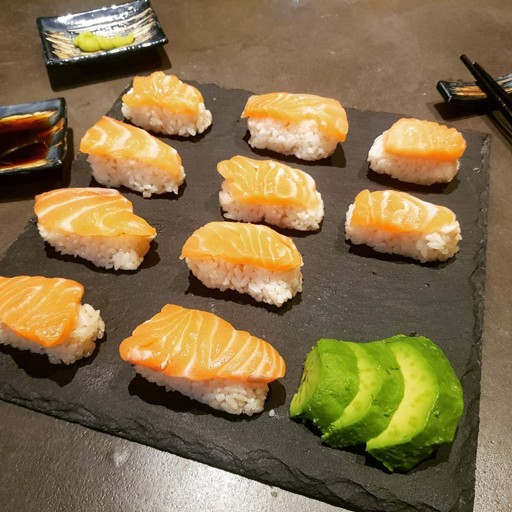 Faire ses sushis maison