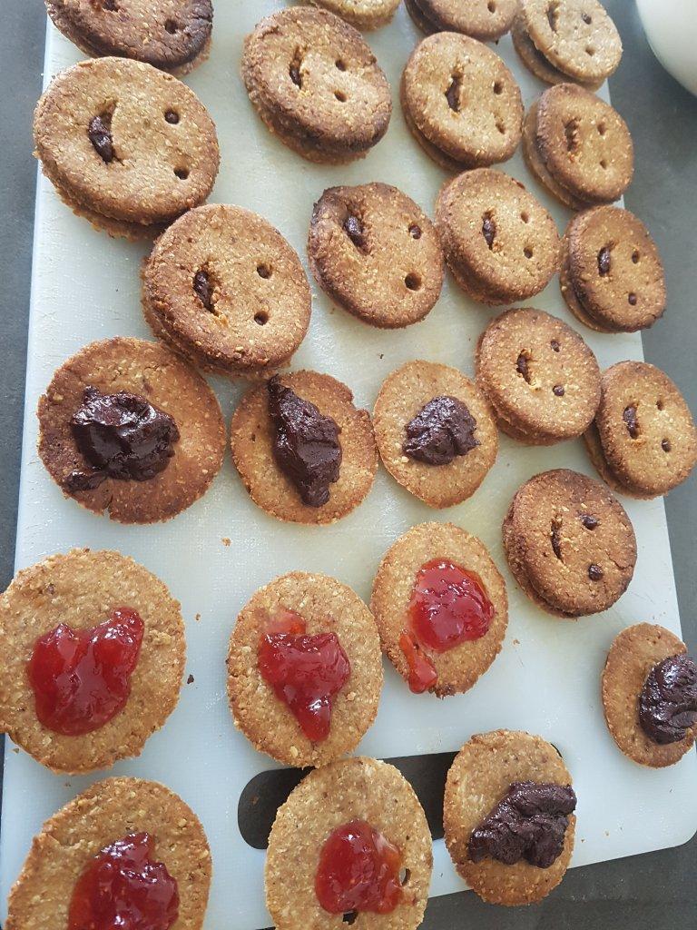 Recette de biscuits healthy