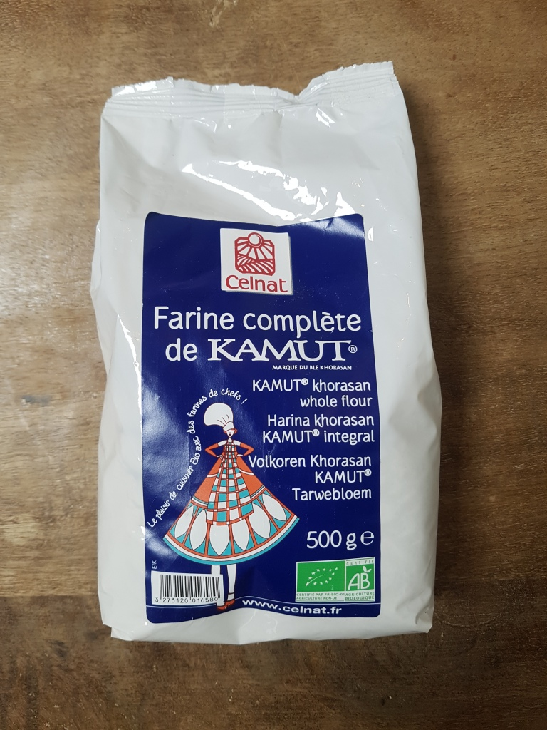 Farine de Kamut ig bas