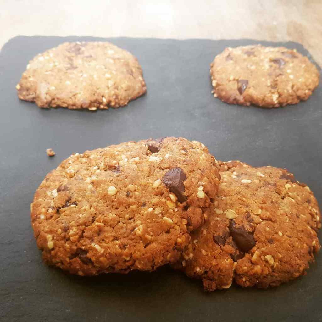 Recette de cookie ig bas