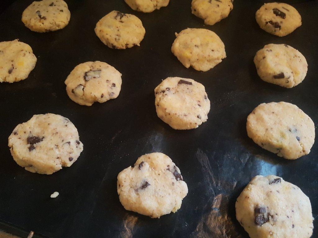 biscuit noix de coco chocolat