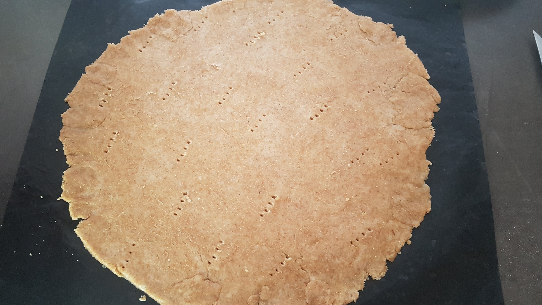 faire une pate a tarte sans beurre
