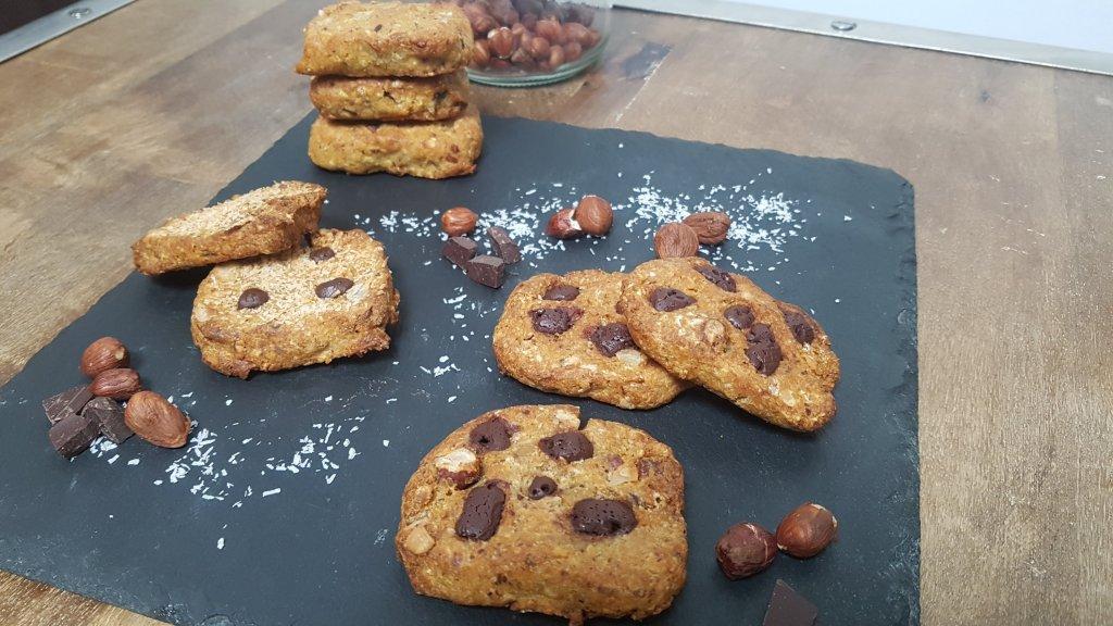recette biscuit sans sucre