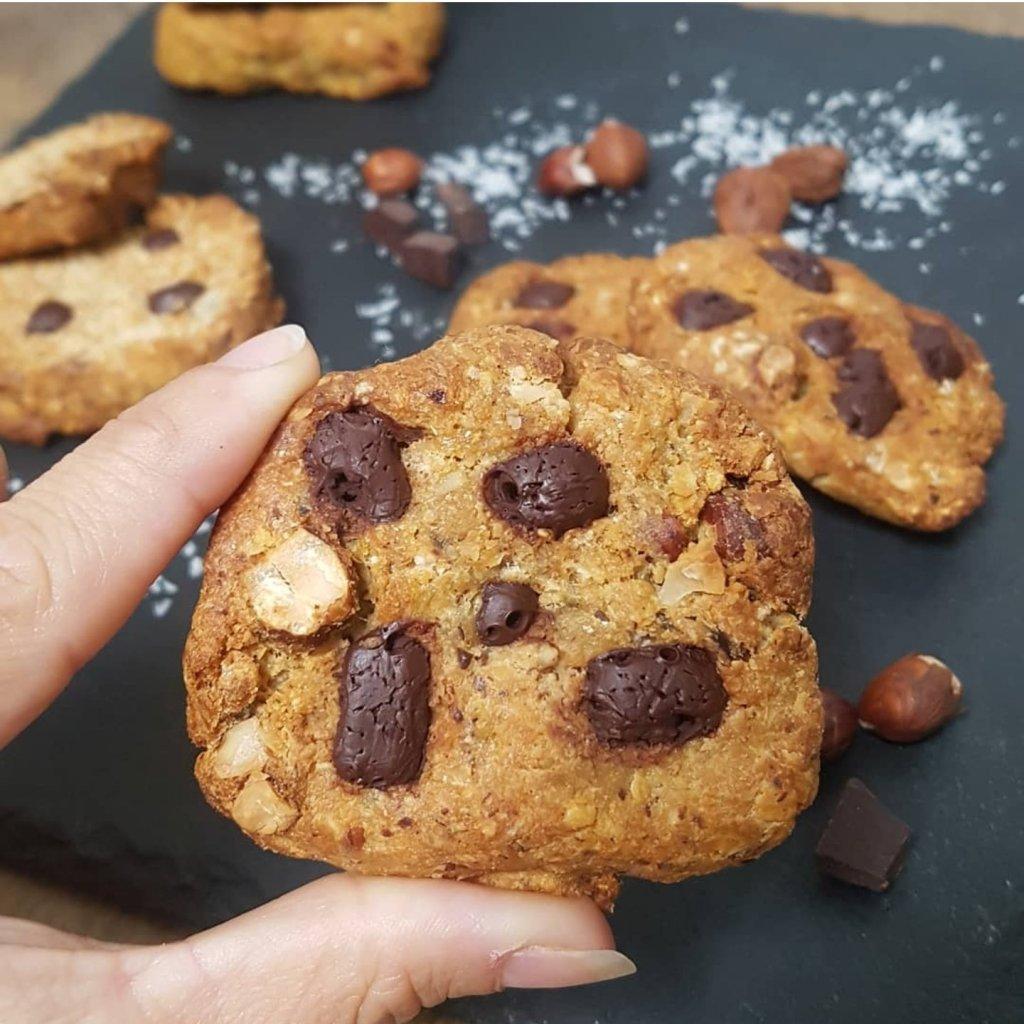 biscuit sans sucre ajoute