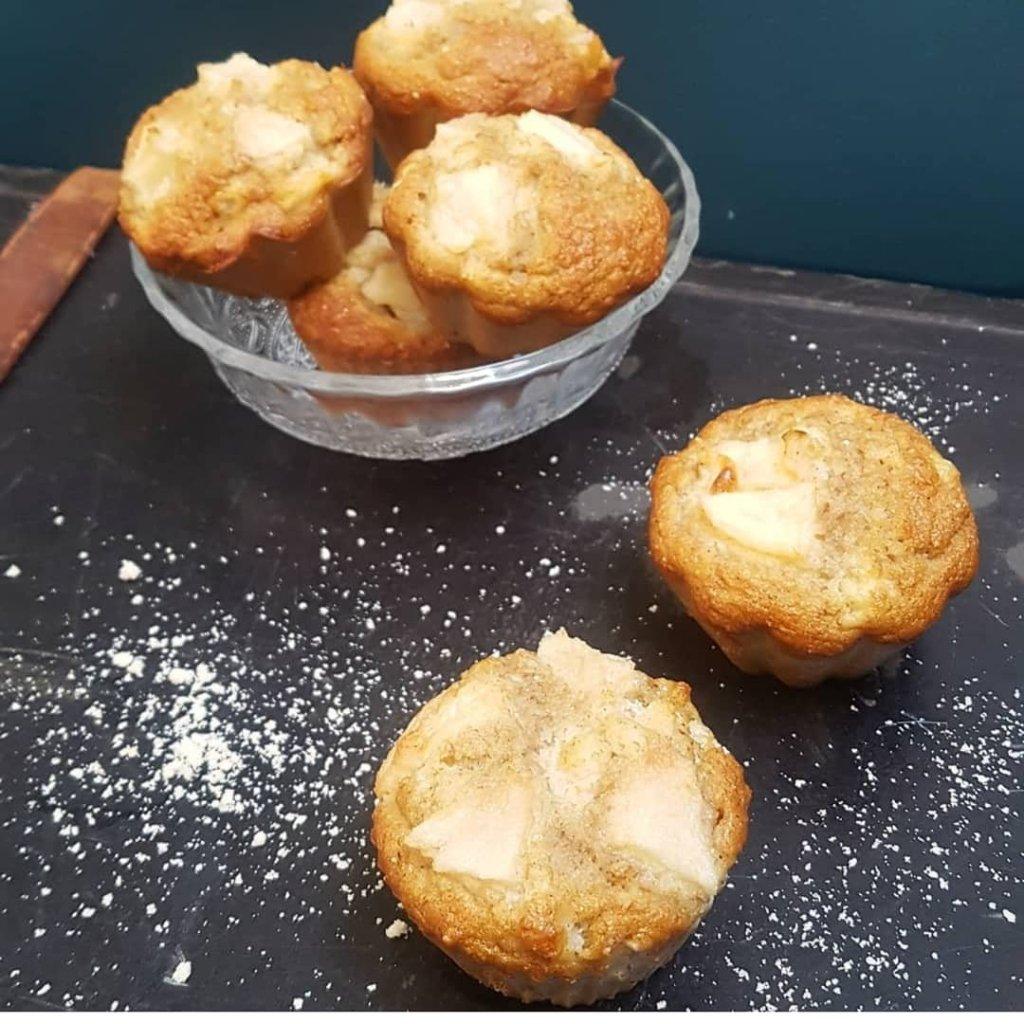 recette de muffin sans beurre et sans sucre ajoute