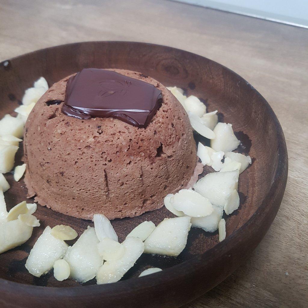 bowlcake sans sucre ajoute