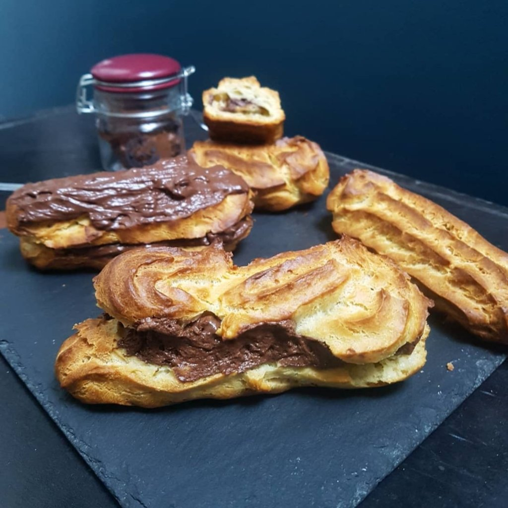 recette eclairs