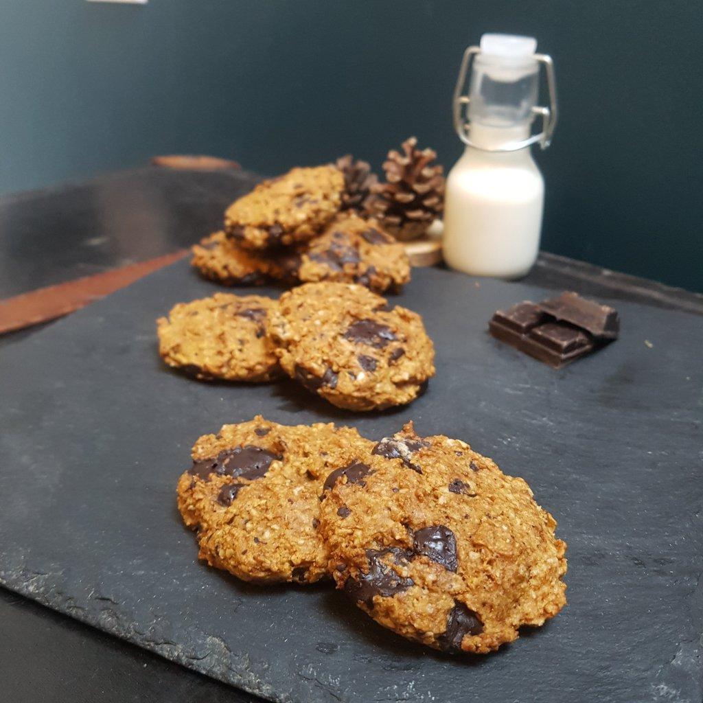 recette de cookie sans beurre