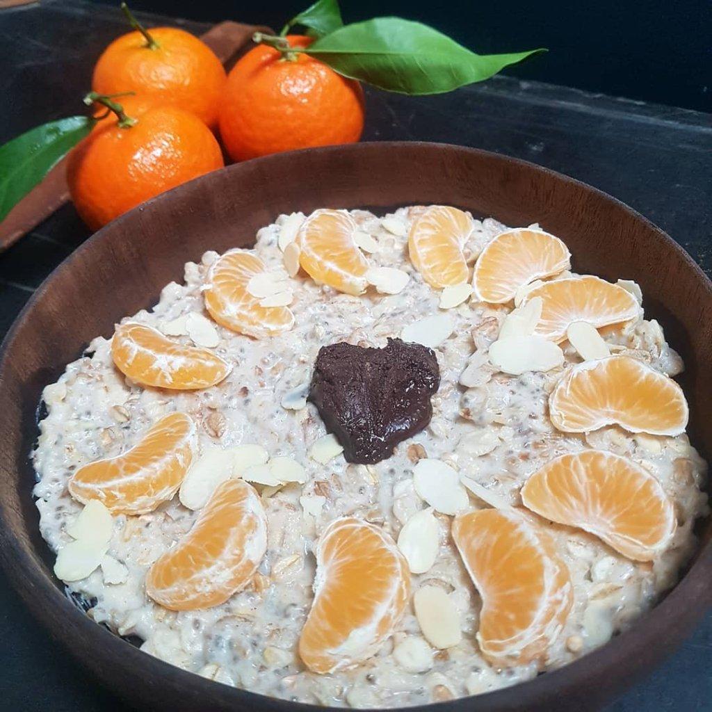 recette porridge sans sucre ajoute
