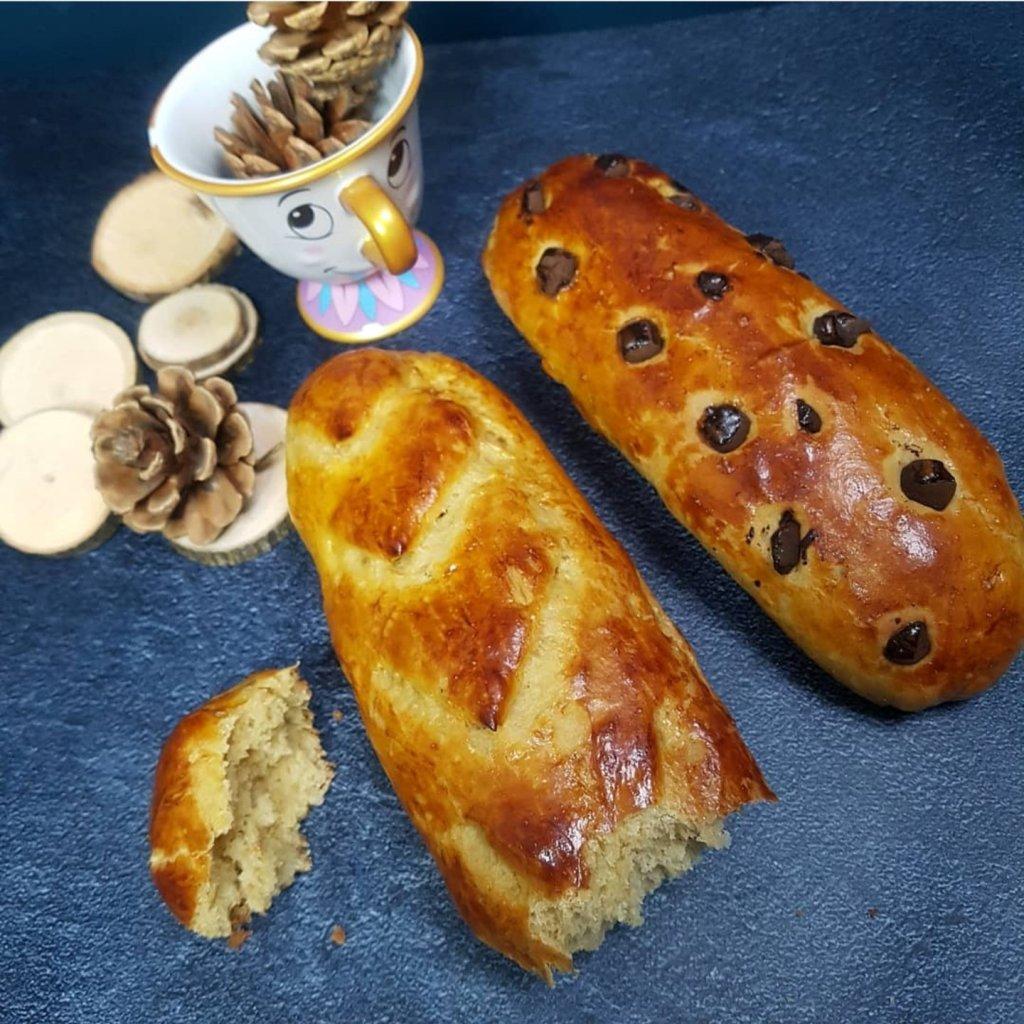 pain viennois sans beurre