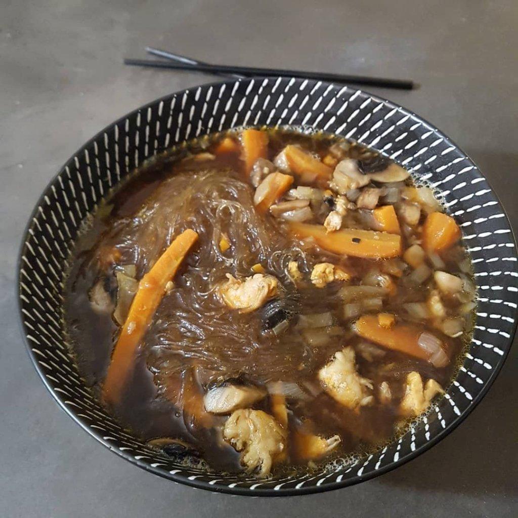 recette de soupe miso facile