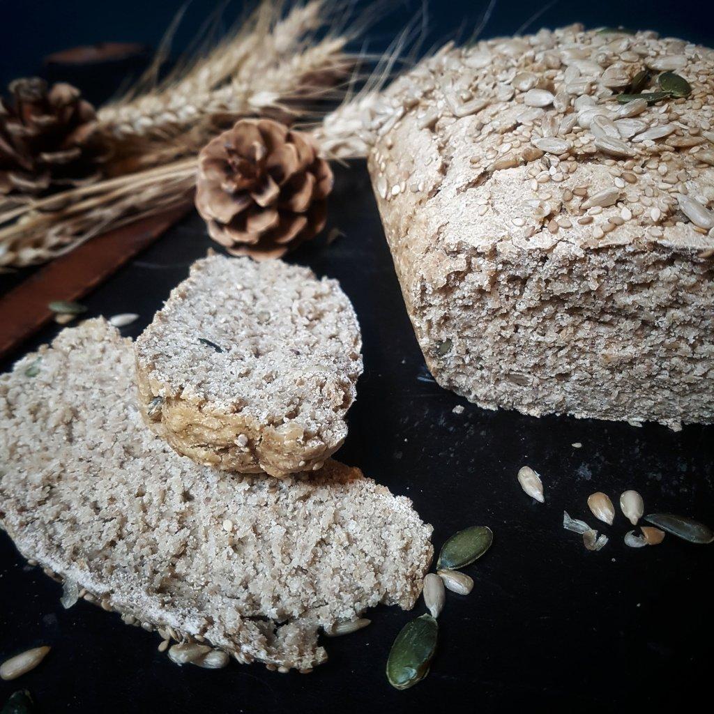 pain aux graines ig bas