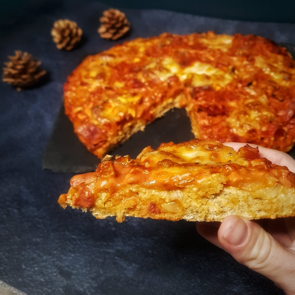 recette pizza moelleuse