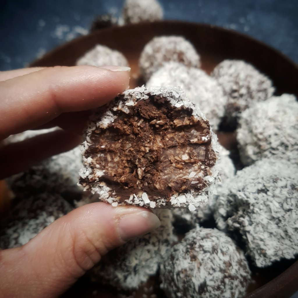 energy balls chocolat sans sucre ajoute