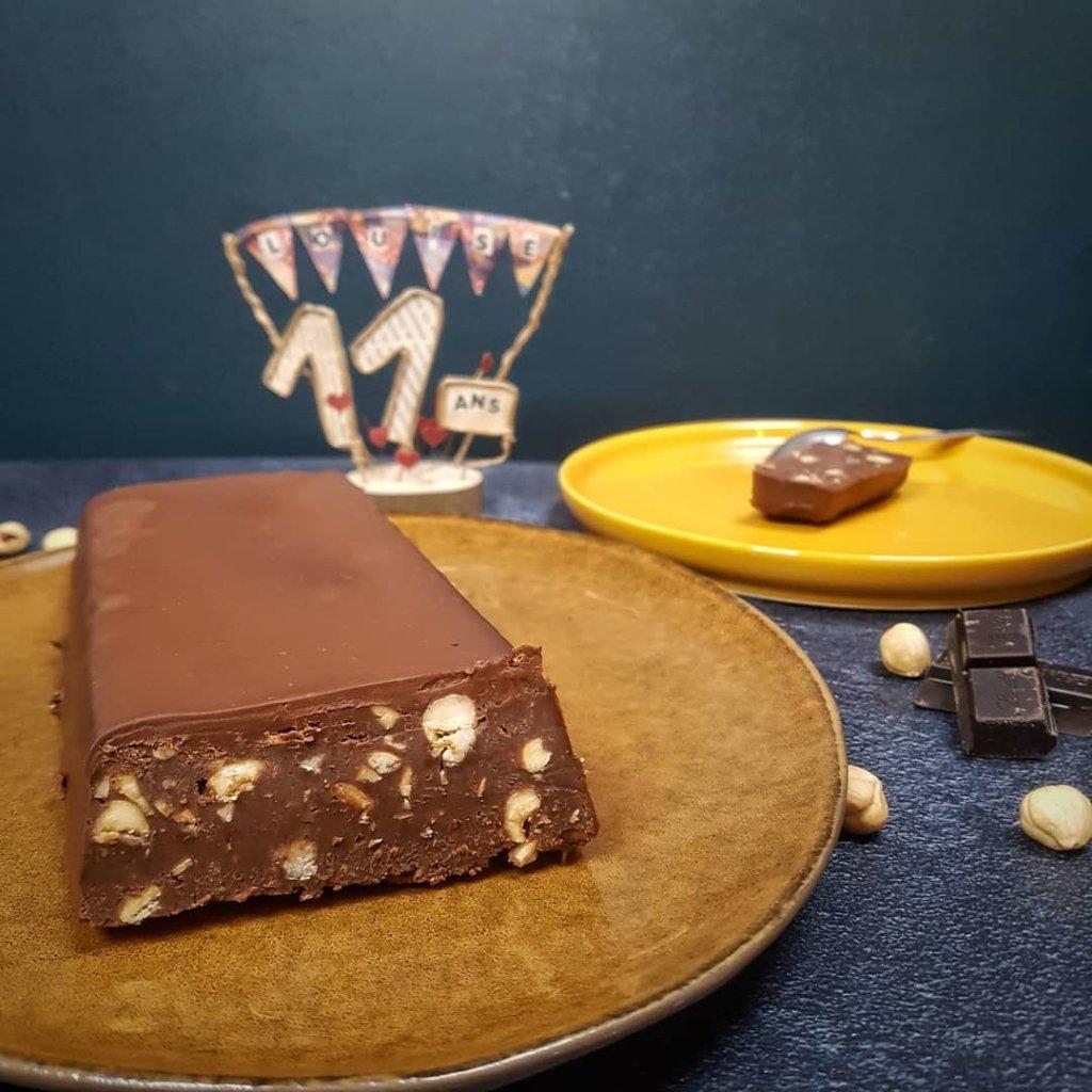 recette au chocolat sans sucre ajoute