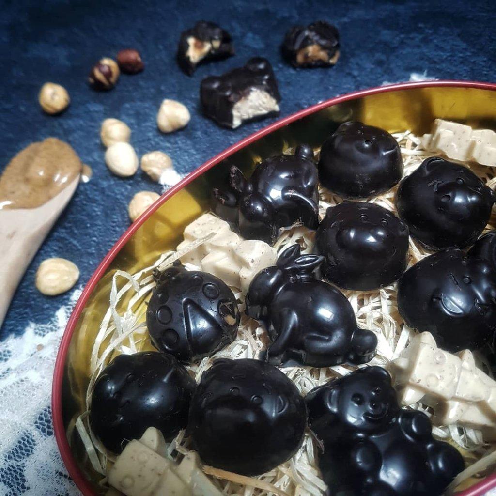 recette chocolat de paques