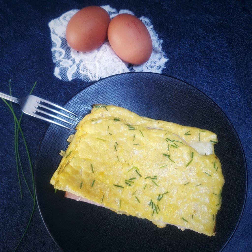 recette egg croc