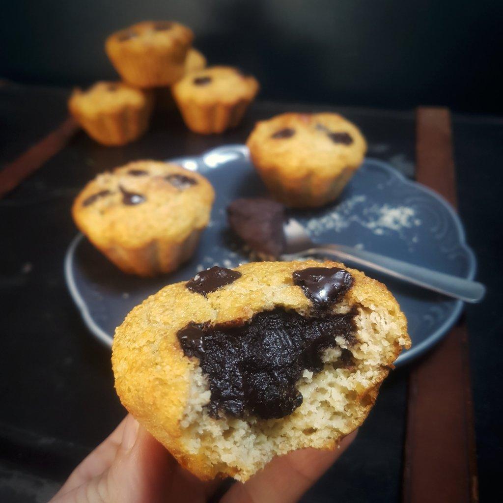 muffin chocolat sans sucre