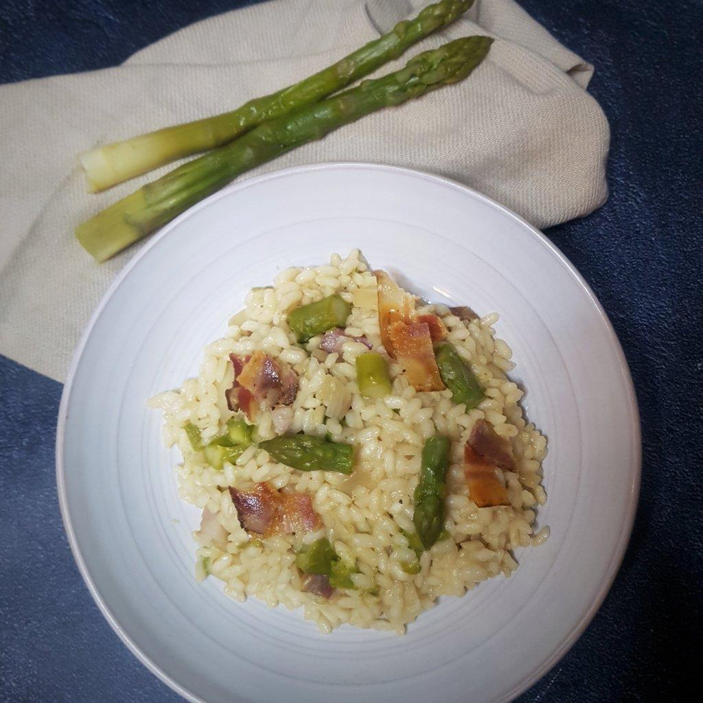 recette risotto aux asperges