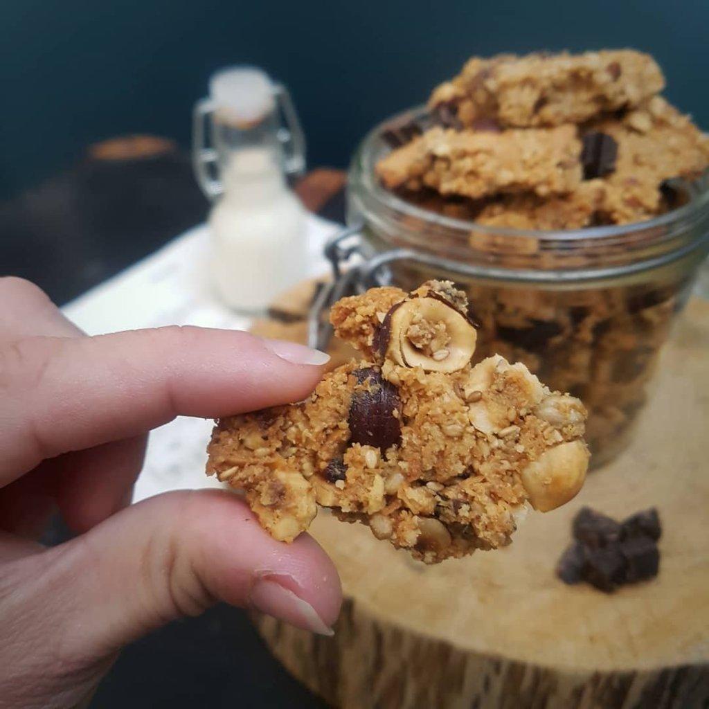 recette granola sans sucre