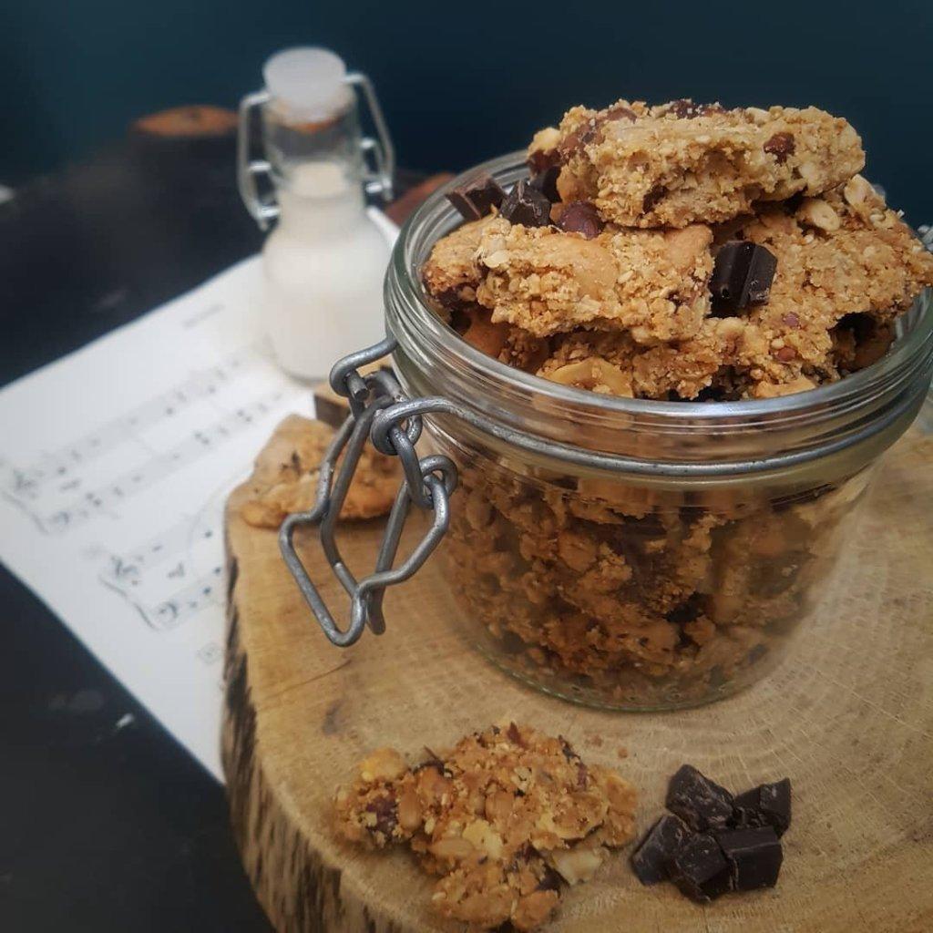 recette granola sans sucre ajoute